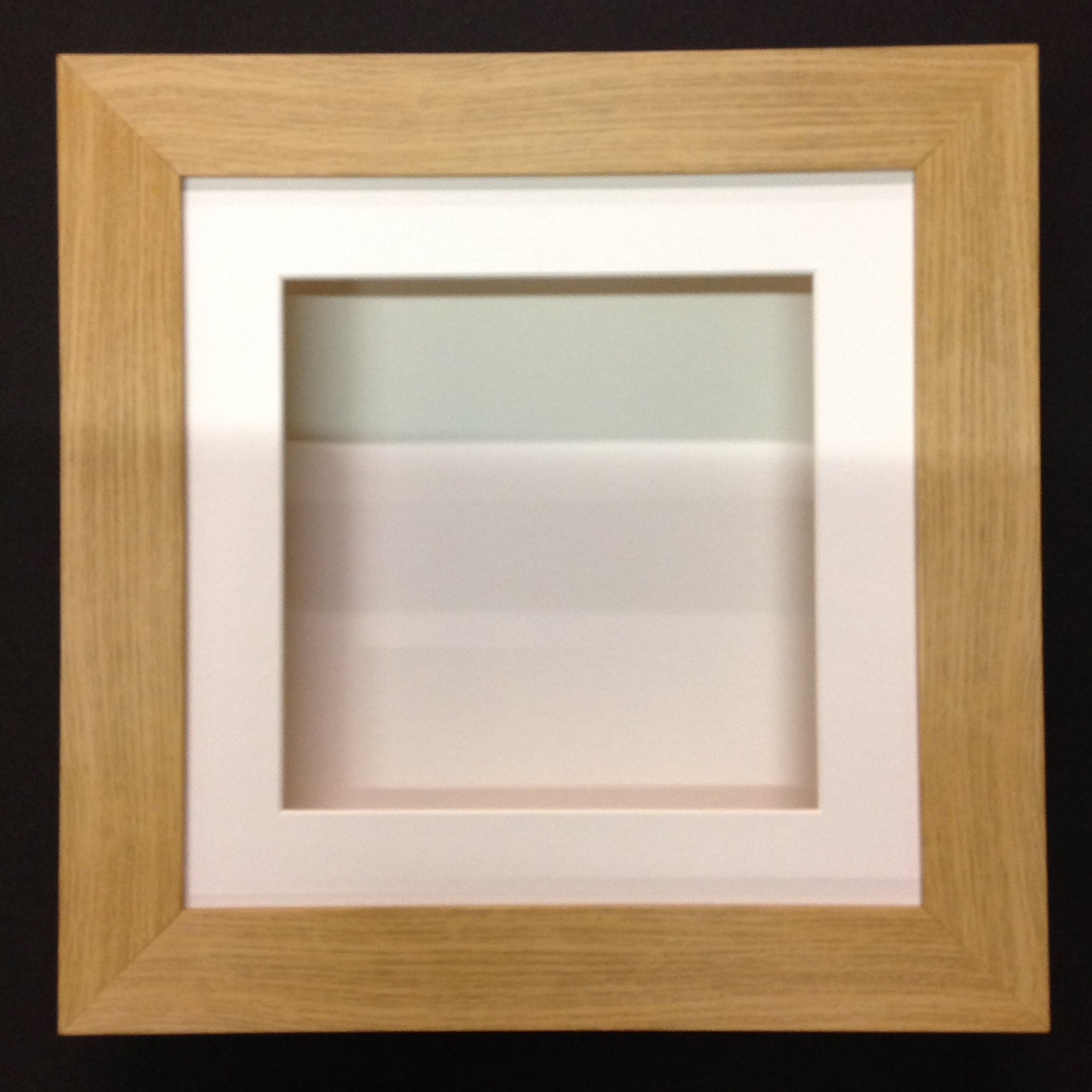 DEEP 3D SHADOW BOX,CASTS,FLOWERS,MEDALS,3D FRAMING 10x10 BRUSHED SILVER 55mm